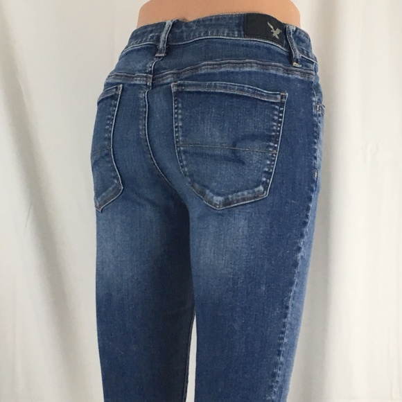 American Eagle Outfitters Denim - Amer Eagle Sup Stretch Hi-Rise Jegging sz 8 (Exe)